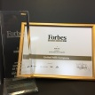 Обединена млечна компания с награда от Forbes Business Awards
